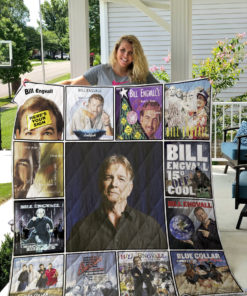 Bill Engvall Quilt Blanket