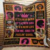 Black Women Blanket JL0103 83O42