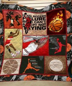 Basketball #1128-2 BN-LH Blanket