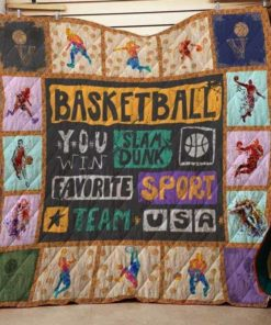 Basketball D0304 84O31 Blanket