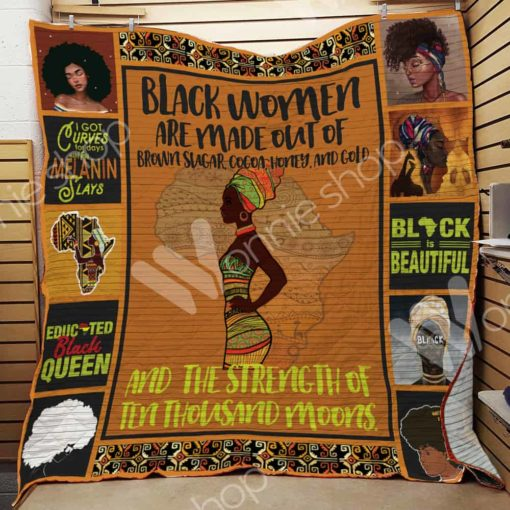 Black Women Blanket JL0901 95O42