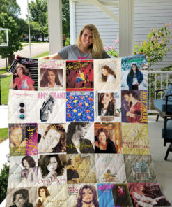 Amy Grant Style 2 Quilt Blanket
