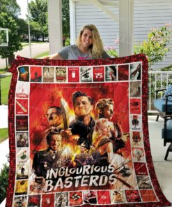 Inglourious Basterds Quilt Blanket 02640