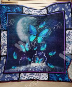 Butterfly Blanket MY0204 82O31