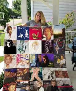 Barry Manilow Style 2 Quilt Blanket