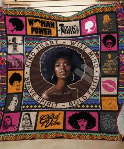 Black Women Blanket JL0101 82O44