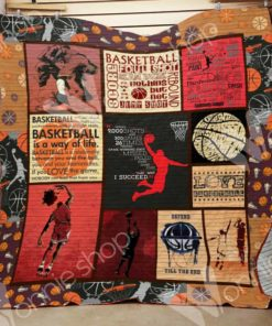 Basketball Blanket NOV0502 85O35