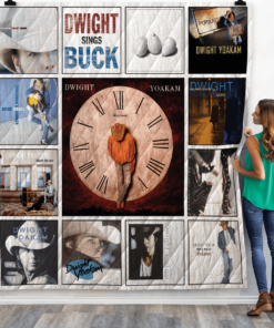 Dwight Yoakam Quilt For Fans