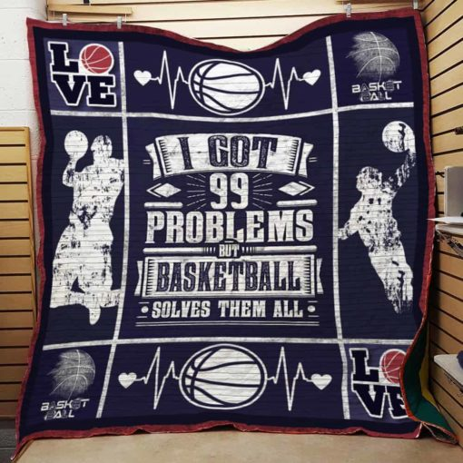 Basketball F1503 84O40 Blanket