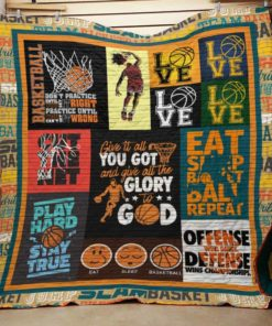 Basketball F1504 84O41 Blanket