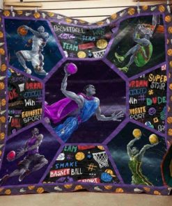 Basketball D1104 84O31 Blanket