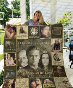 Mofi - Legends Of The Fall Quilt Blanket For Fans Ver 17-1