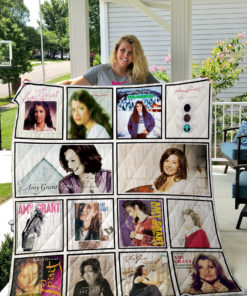 Amy Grant Quilt Blanket