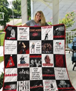 Broadway – Chicago musical Quilt Blanket ver 25