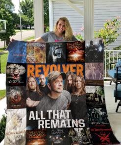 All That Remains Quilt Blanket