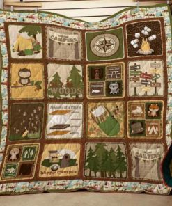 Camping #1114-2 HT-4O Blanket