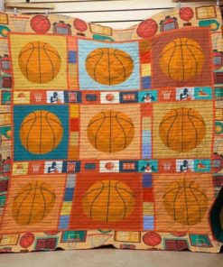 Basketball J1407 83O35 Blanket