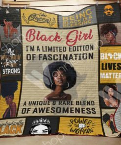 Black Women Blanket JL0802 87O42