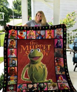 The Muppet Show Quilt Blanket 02664