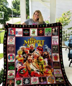 The Muppet Show Quilt Blanket 02671