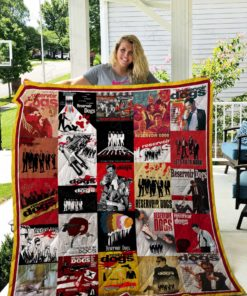 Reservoir Dogs Quilt Blanket 02702