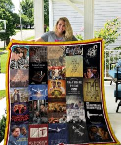 The Shawshank Redemption Quilt Blanket 02710