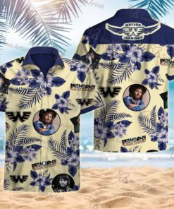 Waylon Jennings Hawaii 3D shirt - L03807