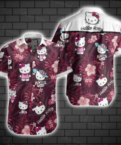Hello Kitty Hawaii 3D Tshirt 02820