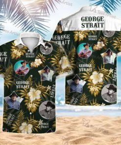 George Strait Hawaii 3D Tshirt 02856
