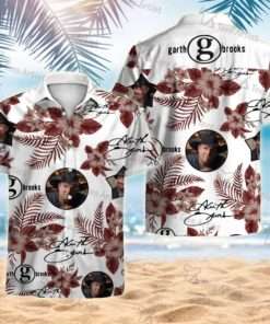 Garth Brooks Hawaii 3D Shirt - L03815