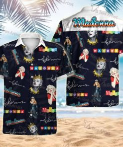 Madonna Hawaii 3D Shirt 2 - L03830